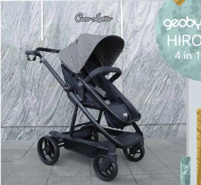 Cocolatte-Stroller-Cl-3205